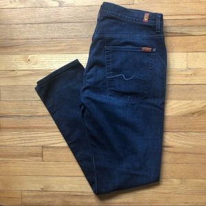 7FAMK The Straight Jeans 36